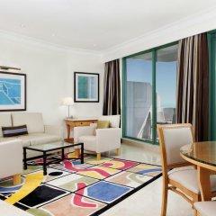 Отель Hilton Dubai Jumeirah 5* Люкс с различными типами кроватей фото 10