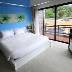 Отель Days Inn by Wyndham Aonang Krabi 3* Улучшенный номер с различными типами кроватей