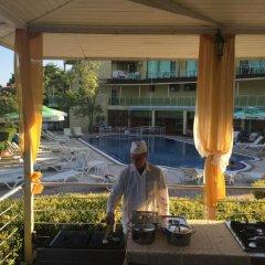 Perla Sun Park Hotel бассейн