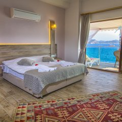 Green Beach hotel Kaş Семейный люкс фото 3