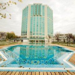 Отель City Palace бассейн фото 3