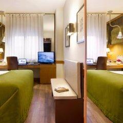 Отель Starhotels Tourist 4* Стандартный номер с различными типами кроватей фото 3