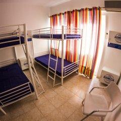 Alameda Hostel Кровать в общем номере с двухъярусной кроватью фото 8