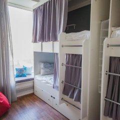 Хостел География Казань Кровать в общем номере двухъярусные кровати фото 27