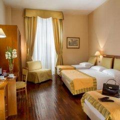 Отель Albergo Cesàri 3* Стандартный номер с различными типами кроватей фото 2
