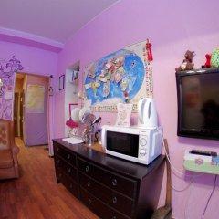 Hostel Panamas удобства в номере фото 2
