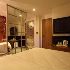 Отель Sky The Classic Южная Корея, Сеул - отзывы, цены и фото номеров - забронировать отель Sky The Classic онлайн удобства в номере фото 2
