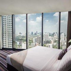 Отель The Continent Bangkok by Compass Hospitality 4* Номер категории Премиум с различными типами кроватей фото 29