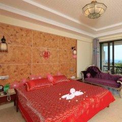 Отель Palm Beach Resort&Spa Sanya комната для гостей фото 3