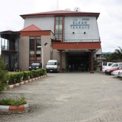 Отель Elkan Terrace парковка