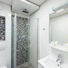 Отель Bürgerhofhotel 3* Стандартный номер с двуспальной кроватью фото 7