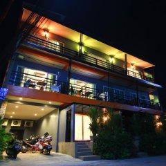 Отель Chalong Mansion 2* Студия с различными типами кроватей фото 7