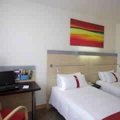 Отель Holiday Inn Express Barcelona City 22@ 3* Стандартный номер с различными типами кроватей