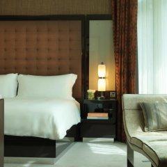 Отель Rosewood Abu Dhabi 5* Стандартный номер с различными типами кроватей фото 9