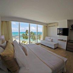 Отель Casablanca Колумбия, Сан-Андрес - отзывы, цены и фото номеров - забронировать отель Casablanca онлайн комната для гостей фото 5