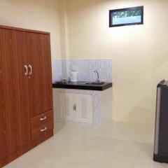 Отель Wattana Bungalow Улучшенный номер с различными типами кроватей