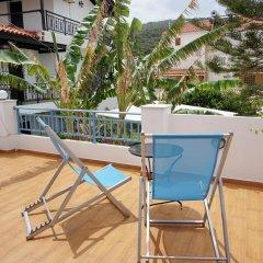 Отель Saronis Hotel Греция, Агистри - отзывы, цены и фото номеров - забронировать отель Saronis Hotel онлайн балкон