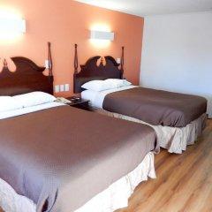 Отель Budget Inn Columbus West комната для гостей фото 4