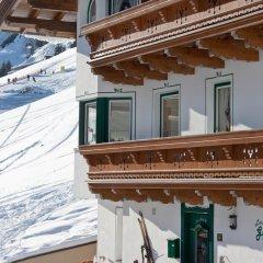 Отель Landhaus Gudrun балкон