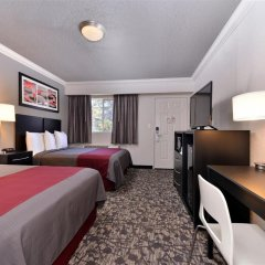 Отель Americas Best Value Inn - Dodger Stadium/Hollywood 2* Стандартный номер фото 2