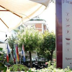 Hotel Derby Римини парковка