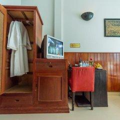 Отель Golden Temple Villa 4* Улучшенный номер с различными типами кроватей