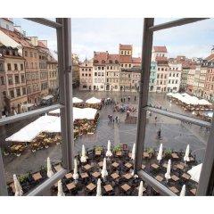 Апартаменты Rynek Apartments Old Town Улучшенные апартаменты с различными типами кроватей фото 2