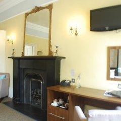 The Salisbury Hotel 4* Стандартный номер с двуспальной кроватью фото 8