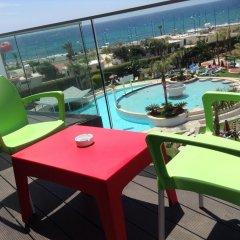 Отель Faros 3* Стандартный номер с различными типами кроватей фото 2