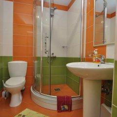Гостевой Дом Фламинго Стандартный номер с двуспальной кроватью фото 6