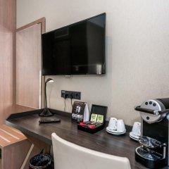 Отель Inner Amsterdam 2* Стандартный номер с 2 отдельными кроватями фото 7