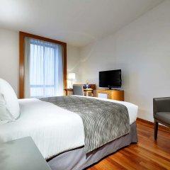 Отель Eurostars Lisboa Parque 4* Стандартный номер с различными типами кроватей фото 6