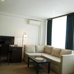 Гостиница Уланская 3* Апартаменты с различными типами кроватей