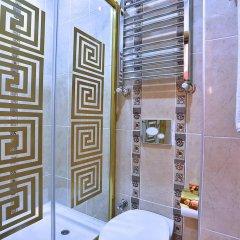 Santefe Hotel Турция, Стамбул - 1 отзыв об отеле, цены и фото номеров - забронировать отель Santefe Hotel онлайн ванная