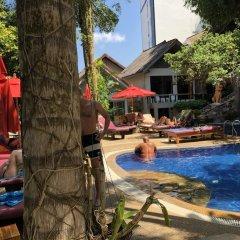 Отель Club Bamboo Boutique Resort & Spa бассейн фото 3