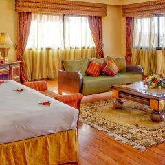 Отель Royal Mirage Deluxe 4* Номер Делюкс с различными типами кроватей