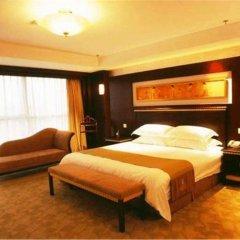 Отель Shanghai Golden Jade Sunshine Hotel Китай, Шанхай - отзывы, цены и фото номеров - забронировать отель Shanghai Golden Jade Sunshine Hotel онлайн комната для гостей фото 2