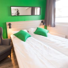 Отель Fjordgaarden Mo комната для гостей фото 4