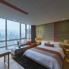 Pathumwan Princess Hotel 5* Номер категории Премиум с различными типами кроватей фото 10