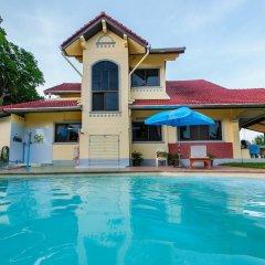 Отель Yellow Villa With Pool in Rawai бассейн фото 3