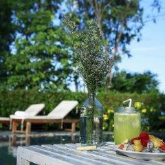 Отель The Corner riverside villa питание фото 2