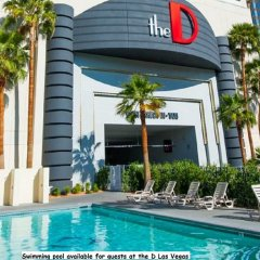 Отель Golden Gate Casino Hotel США, Лас-Вегас - 2 отзыва об отеле, цены и фото номеров - забронировать отель Golden Gate Casino Hotel онлайн бассейн