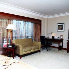 The Pavilion Hotel Shenzhen 4* Улучшенный номер с различными типами кроватей фото 6