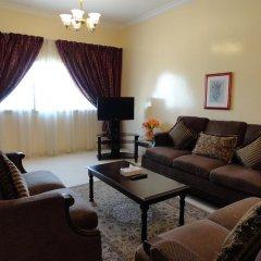 Lavender Hotel Apartments Dubai комната для гостей