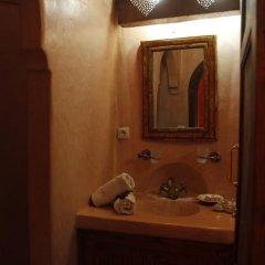 Отель Riad Azenzer 3* Стандартный номер с различными типами кроватей фото 6