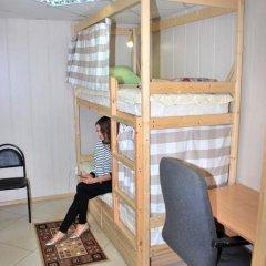 Хостел на Гуртьева Кровать в женском общем номере с двухъярусной кроватью фото 12