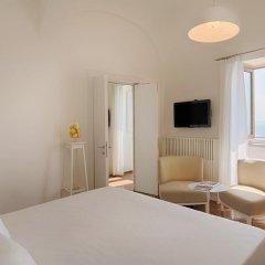 NH Collection Grand Hotel Convento di Amalfi 5* Улучшенный номер с различными типами кроватей фото 6