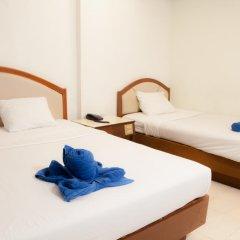 Отель Bangkok Condotel 3* Стандартный номер с различными типами кроватей фото 3