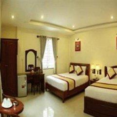 Hoang Hotel 2* Семейный номер Делюкс с двуспальной кроватью фото 4