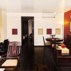 Mantra Amaltas Hotel 4* Люкс с различными типами кроватей фото 5